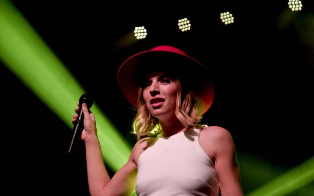 ZZ Ward. photo by Gary Acquaro.