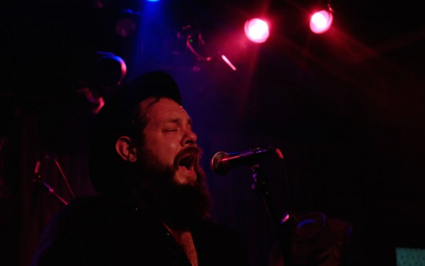 Nathaniel Rateliff & the Night Sweats. photo by Gary Acquaro.