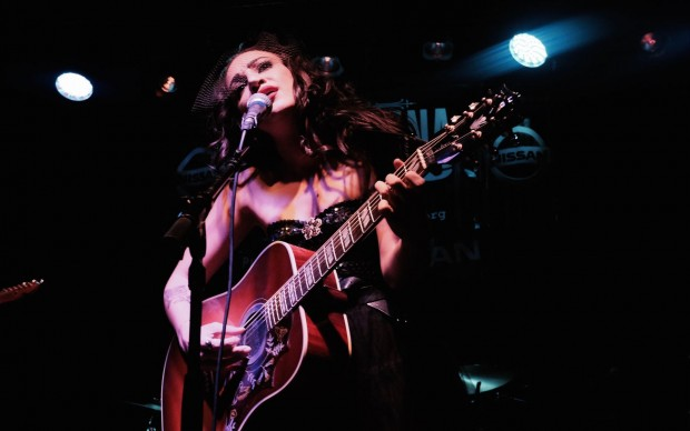 Lindi Ortega. photo by Gary Acquaro.