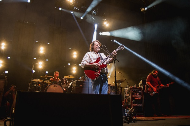 Widespread Panic performing at Ascend Amphitheater in Nashville, TN