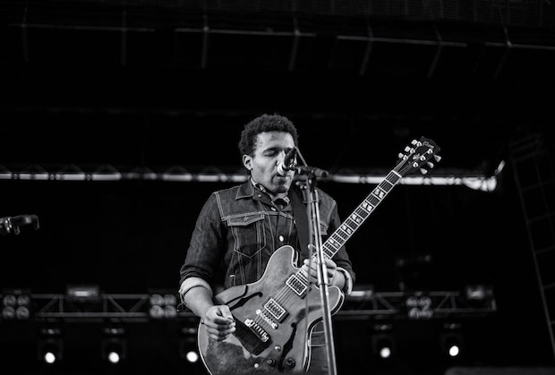 Benjamin Booker body
