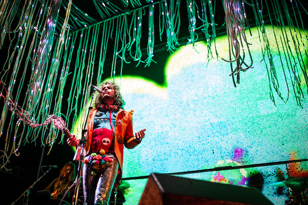 The Flaming Lips body