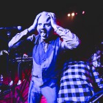 Ty Segall & The Muggers @ Mercy Lounge // 2.22.16 // Photo by Jake Giles Netter.