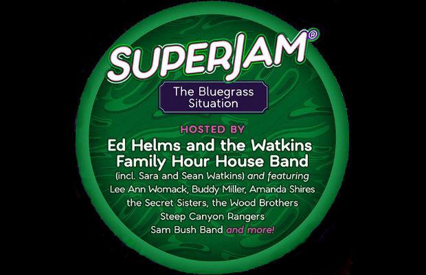 Ed Helms Superjam 2016 620
