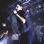 Savages @ Exit/In - 5.14.16 // Photo by Jake Giles Netter
