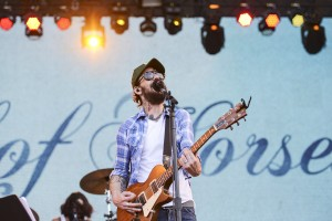 Band of Horses @ Bonnaroo 2016 - 6.11.16  //  Photo by Mary-Beth Blankenship