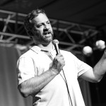 Judd Apatow @ Bonnaroo 2016 - 6.11.16  //  Photo by Mary-Beth Blankenship