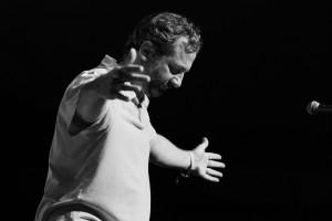 Judd Apatow @ Bonnaroo 2016 - 6.11.16  //  Photo by Mary-Beth Blankenship