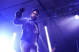Miguel @ Bonnaroo 2016 - 6.11.16  //  Photo by Mary-Beth Blankenship