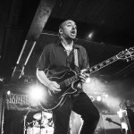 The Menzingers @ Wrecking Ball 2016 - 8.13.16  //  Photo by Mary-Beth Blankenship