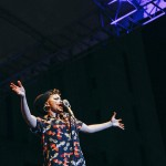 Andra Day @ Live on the Green 2016 - 8.11.16  //  Photo by Amber J Davis
