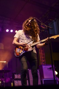 Kurt Vile & The Violators @ Live on the Green 2016 – 8.25.16 // Photo by Mary-Beth Blankenship
