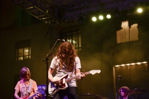 Kurt Vile & The Violators @ Live on the Green 2016 – 8.25.16 // Photo by Mary-Beth Blankenship