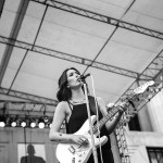 Aubrie Sellers @ Live on the Green 2016 - 9.3.16  //  Photo by Mary-Beth Blankenship