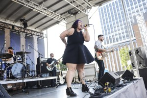 Alanna Royale @ Live on the Green 2016 - 9.3.16  //  Photo by Mary-Beth Blankenship