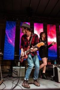 Nikki Lane @ Live on the Green 2016 - 9.2.16  //  Photo by Nolan Knight