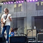 The Sheepdogs @ Live on the Green 2016 - 9.2.16//Photo by Jen Silver