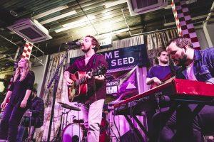 Diamond Carter @ Acme Feed & Seed - 2.28.17  //   Photo by Jake Giles Netter