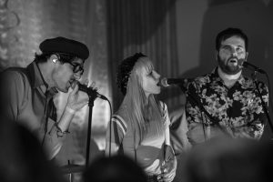 HalfNoise @ Lucky Bamboo - 4.8.17  //  Photo by Mary-Beth Blankenship