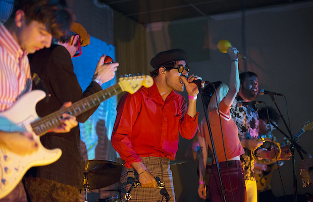 REVIEW: Halfnoise w/ Skyway Man | 4 8 17 at Lucky Bamboo