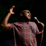 Hannibal Buress @ Bonnaroo 2017 - 6.10.17  //  Photo by Mary-Beth Blankenship