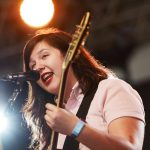Lucy Dacus @ Bonnaroo 2017 - 6.10.17  //  Photo by Mary-Beth Blankenship