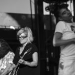 The Julie Ruin @ Riot Fest 2016 - 9.18.16  //  Photo by Mary-Beth Blankenship