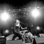 Touché Amoré @ Riot Fest 2016 - 9.16.16  //  Photo by Mary-Beth Blankenship