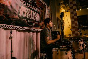 Eagle Johnson & Clean Machine. Photos by Nolan Knight