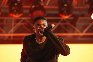 Vince Staples @ Forecastle 2017 - 7.15.17  //  Photo by Mary-Beth Blankenship