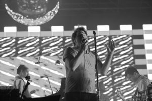 LCD Soundsystem @ Forecastle 2017 - 7.15.17  //  Photo by Mary-Beth Blankenship