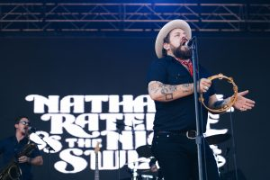 Nathaniel Rateliff & The Night Sweats @ Forecastle 2017 - 7.15.17  //  Photo by Mary-Beth Blankenship