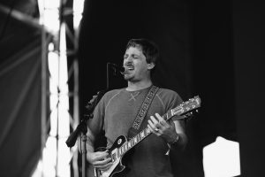 Sturgill Simpson @ Forecastle 2017 - 7.15.17  //  Photo by Mary-Beth Blankenship
