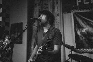 Dylan McDonald & The Avians photo by Nolan Knight