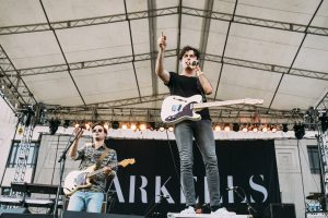Arkells @ Live on the Green - 8.10.17  //  Photo by Jake Giles Netter