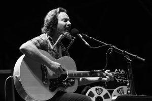 Eddie Vedder @ Pilgrimage 2017 - 9.24.17  //  Photo by Mary-Beth Blankenship
