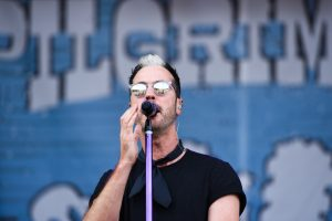 Fitz and The Tantrums @ Pilgrimage 2017 - 9.24.17  //  Photo by Mary-Beth Blankenship
