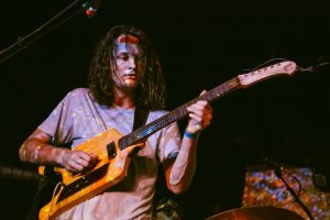 King Gizzard & The Lizard Wizard, photo by Amber J. Davis
