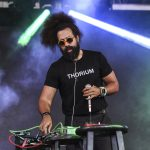 Reggie Watts @ Bonnaroo 2018 - 6.9.18  //  Photo by Mary-Beth Blankenship