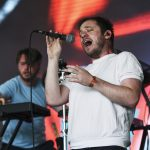 Everything Everything @ Bonnaroo 2018 - 6.8.18  //  Photo by Mary-Beth Blankenship