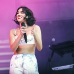 Dua Lipa @ Bonnaroo 2018 - 6.10.18  //  Photo by Mary-Beth Blankenship