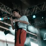 Morgan Saint @ Forecastle 2018 - 7.14.18  //  Photo by Nolan Knight