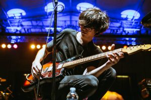 Car Seat Headrest @ Live on the Green - 8.16.18  //  Photo by Amber J. Davis