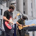 Parquet Courts @ Live On The Green - 8.23.18 // Photo By Jeremy Harris