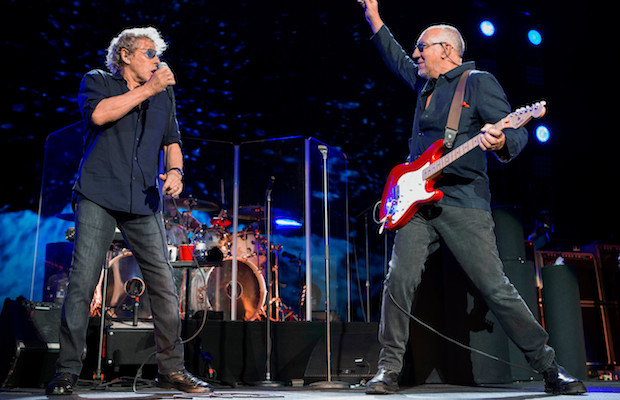 The Who Perform at Air Canada Centre, in Toronto, CA on April 27, 2016