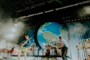 Vampire Weekend @ Ascend Amphitheater - 6.18.19  //  Photo by Andrew Ha