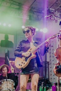 Amanda Shires @ Live on the Green - 8.22.19  //  Photo by Andrew Ha