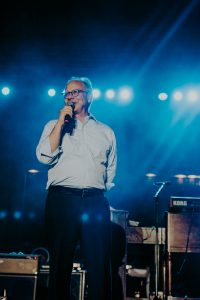 Mayor David Briley @ Live on the Green - 8.15.19  //  Photo by Andrew Ha