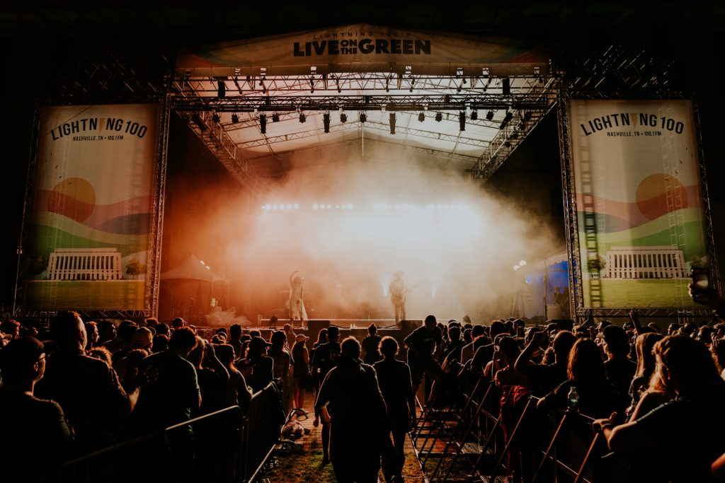Johnnyswim @ Live on the Green - 8.22.19 // Photo by Andrew Ha