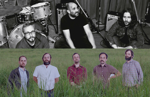 Don't Miss Pedro the Lion & mewithoutYou | TONIGHT @ The Basement East  |  No Country For New Nashville